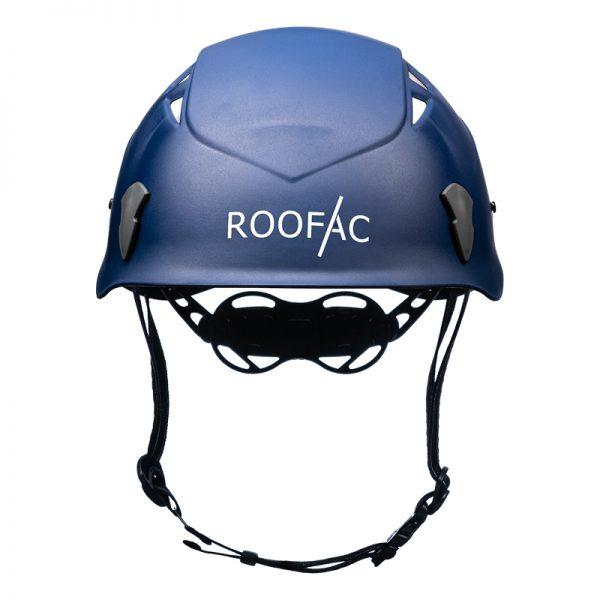 Roofacs mörkblåa skyddshjälm