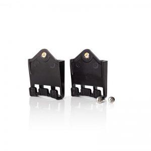 Adapter till hjälm föra att använda hörselkåpor